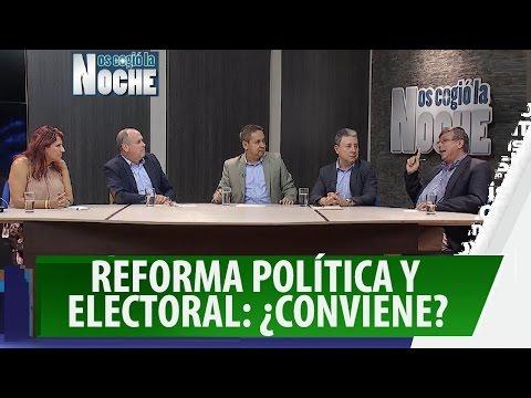 Reforma Política Electoral en México. Primera parte / Opiniones Encontradasиз YouTube · Длительность: 2 мин29 с