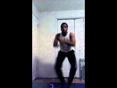 First time doin dlow shuffle