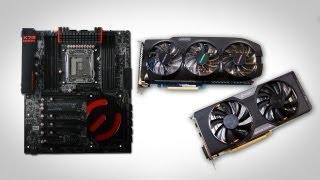 eVGA X79 Dark, GTX 760 SLI & ASUS PA249 Pro Monitor Review!