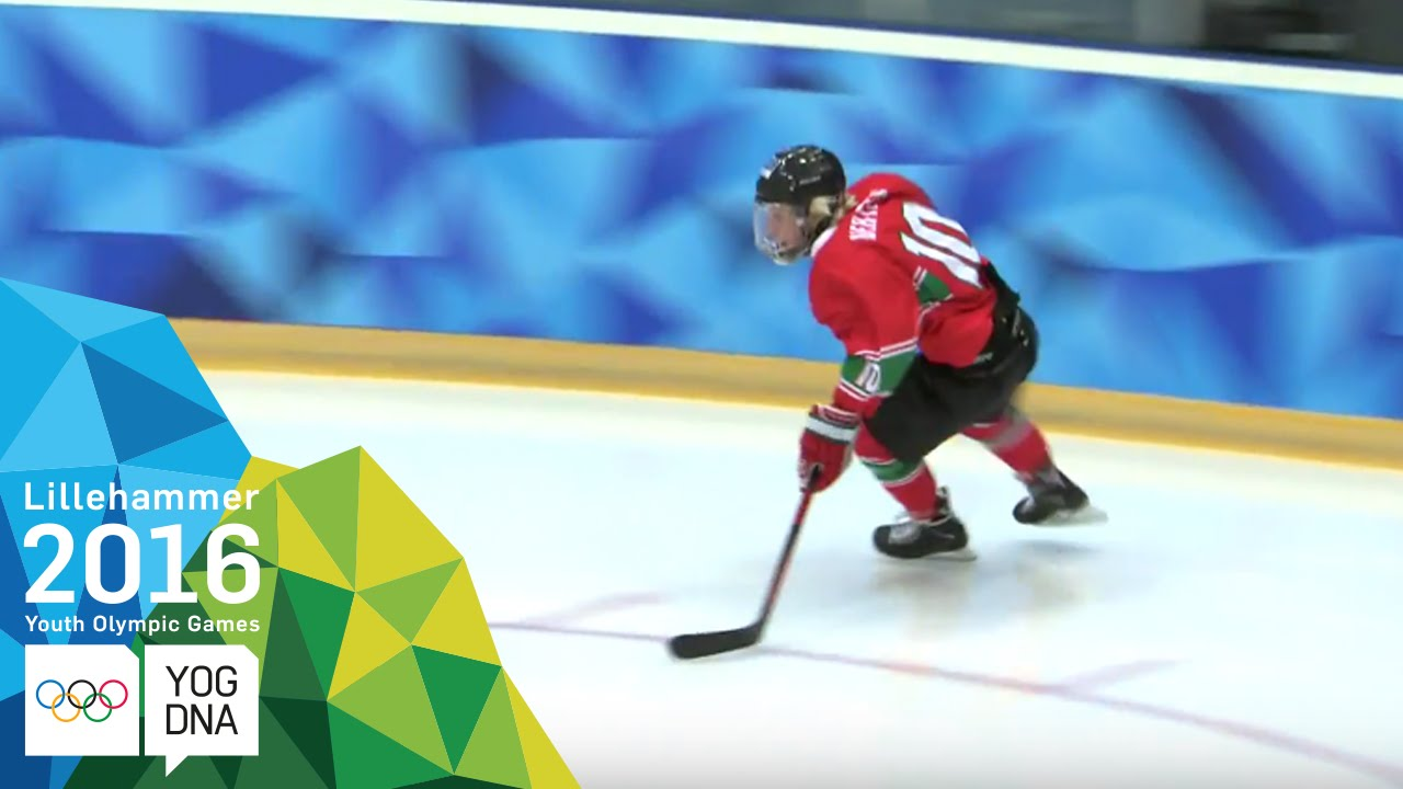 Ice Hockey Men S Skills Challenge Qualification Lillehammer