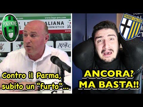 """[SFOGO] Pres. Pordenone:""""Subìti torti contro il Parma. Meritavamo la noi la B"""" MA BASTAAAAA!!!"""