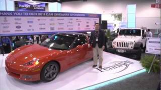 POWER-GEN International Car Giveaway, December 15, 2011
