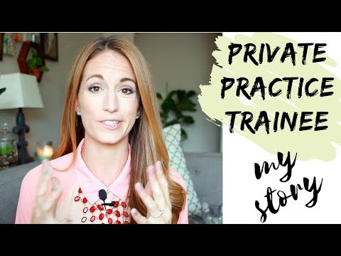 Psychological Assistant In Private Practice | My Story As A Pre-Licensed Intern