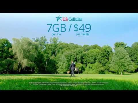 U.S. Cellular: Lawnmower Time lapse