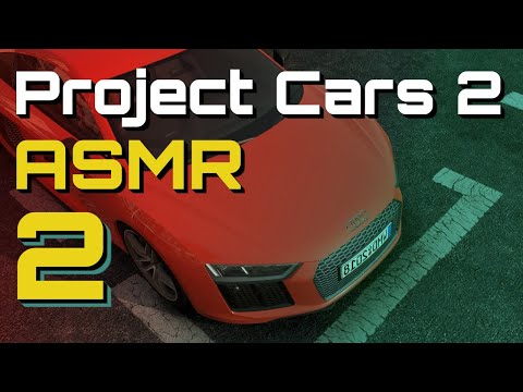 Project Cars 2 ASMR #2 - Driving in the Rain |