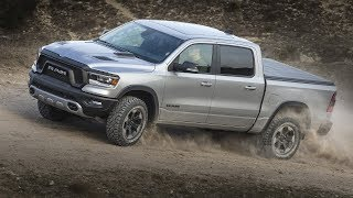 2019 Ram 1500 + Rebel Review - First Drive