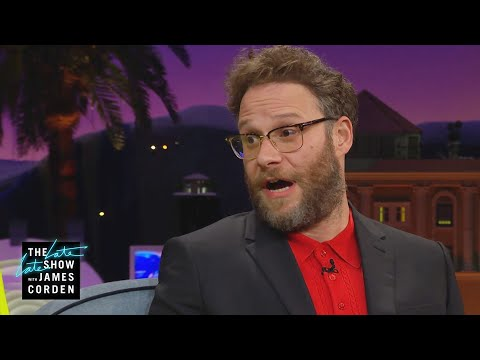 Seth Rogen's 'Lion King' Experience Was Intimidating