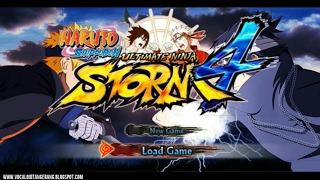 NINJA STORM 4 ???? / Naruto: Ultimate Ninja Impact PSP Gameplay