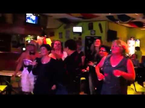 Karaoke au Plaza Cafe