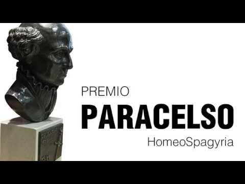 Paracelsus Award 2016 HomeoSpagyria