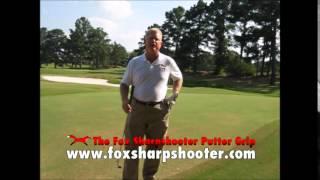The Fox Sharpshooter Putter Grip