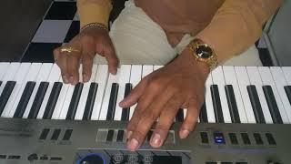 Nagin been music on keyboard