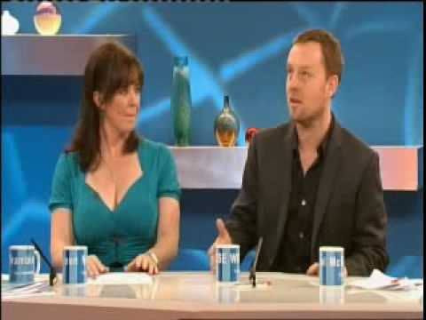 Interview - Darren Hayes Loose Women 22-07-08
