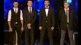 X Factor Bulgaria - Voice of Boys- концерт
