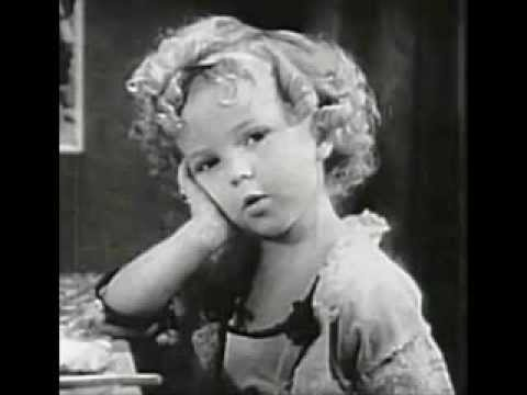 Shirley Temple talks about her mother