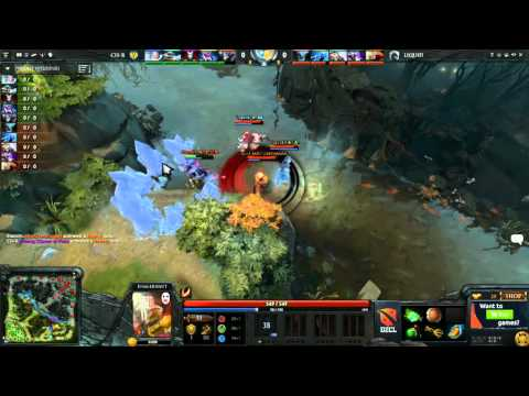 [Bloodbath] Team Liquid vs CISR Game 3 - D2CL S6 QF - @TobiW