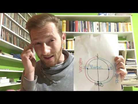 13.3 Vreme na casovniku (die Uhrzeiten) (A1) (Jovans Welt der deutschen Sprache)