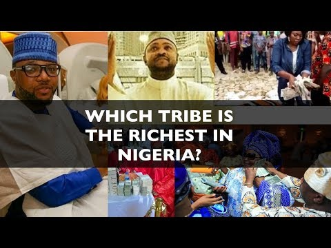 WHICH TRIBE IS THE RICHEST IN NIGERIA (Hausa, Fula, Igbo, Yoruba people)  | INSIDE NAIJA