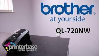 brother ql 720nw label printer review   printerbase co uk