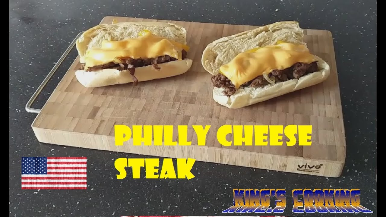 description of a philly cheese steak The philly cheesesteak is one of the giants of regional cuisine in the us it's widely beloved and, on the surface, it is a very simple sandwich — it's grilled, thin-cut steak with cheese and onions, on a roll.