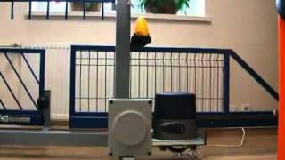 Автоматика для откатных ворот Nice Robo(Купить автоматику NICE в Украине вы можете здесь http://mbud.prom.ua/ или по номеру +38 050 461 63 65 http://tondach.net.ua/, 2011-06-18T15:38:51.000Z)