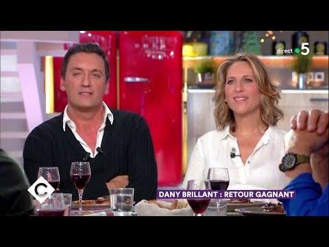 Dany Brillant, retour gagnant ! - C à Vous - 12/03/2018