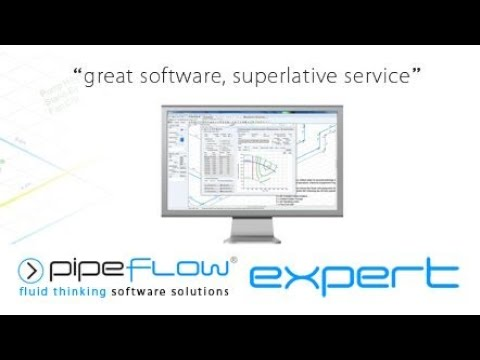 Pipe Flow Expert Software version 7