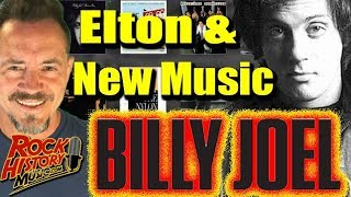 Billy Joel On New Music, Elton John and Tired Old Songs He Won't Perform