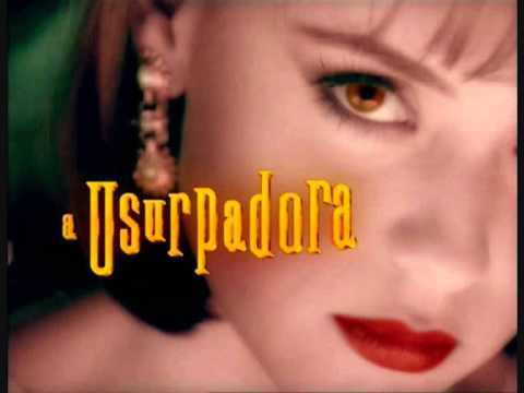 Música tema de abertura da novela A Usurpadora (SBT)