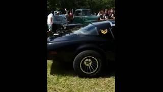 Pontiac V8 américain 06/2017