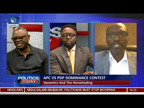 Face-Off As Ogundamisi Takes A Swipe At Osuntokun Over Alleged False Assertions |Politics Today|