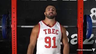 BERESTOV | Тренировка спины
