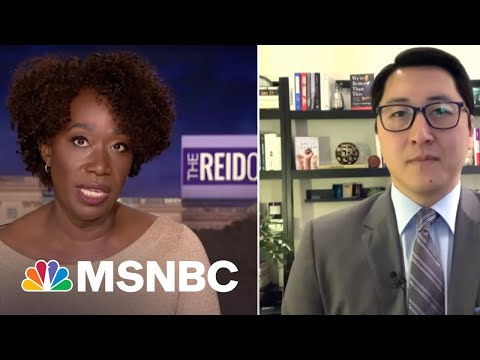 White House Announces New Initiatives To Address Anti-Asian Violence | The ReidOut | MSNBC
