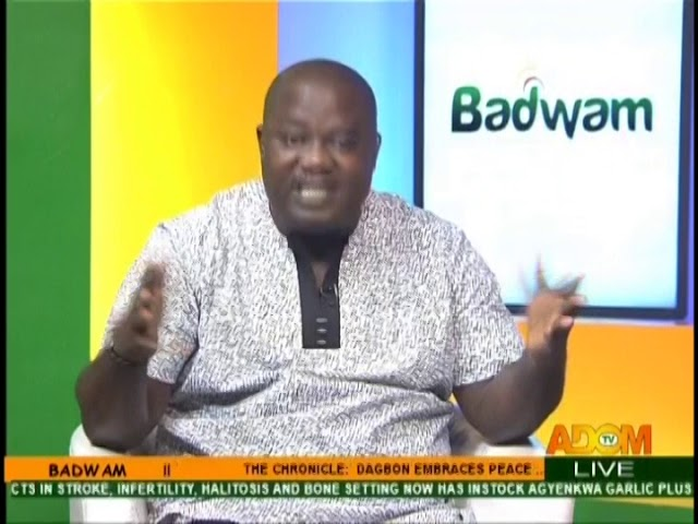 Badwam Newspaper Review on Adom TV (22-11-18)
