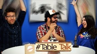 Introducing Strens'ms' #TableTalk Topic Launcher!