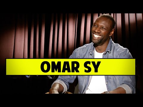 Difference Between Hollywood & French Acting Roles by Omar Sy of SAMBA