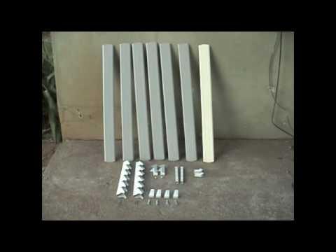 how to make aluminium windows videos