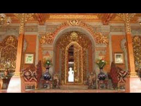 Profile of Balinese traditional house model Balinese house l Layout of Balinese traditional house l