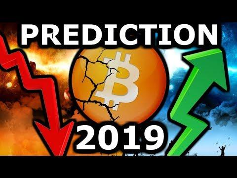 My Bitcoin Price Prediction For 2019. Zero Or Hero???