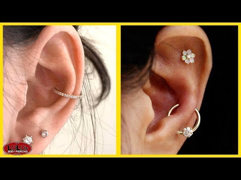 Conch VS Orbital Is It The Same Thing Piercing??