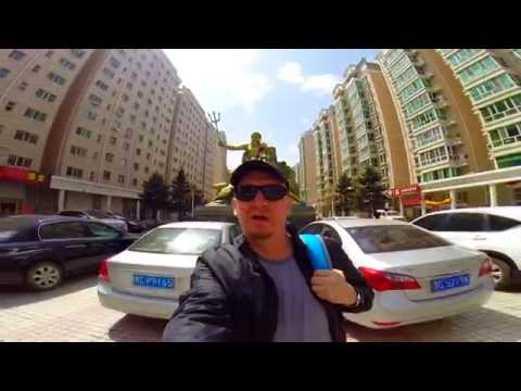 Муданьцзян, прогулки по окрестностям) Mudanjiang 1080p (часть 3)