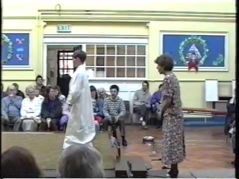 Samuel Pepys 1992 Gladstone Road School Play