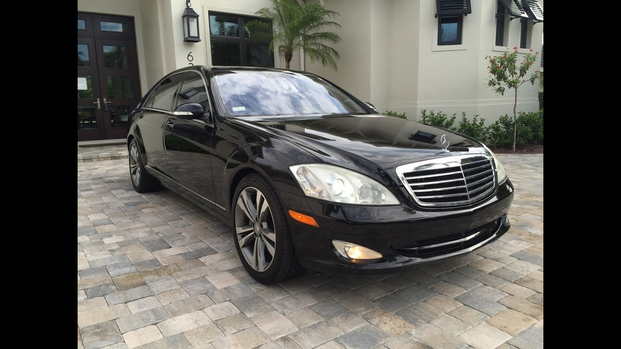 sold 2008 mercedes benz s550 4matic sedan for sale by auto europa naples. Black Bedroom Furniture Sets. Home Design Ideas