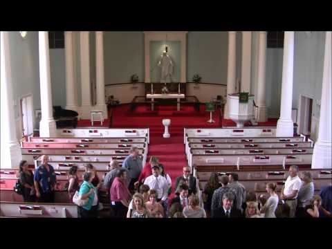 Kayla and Benjamin Carroll's Wedding [Surround Sound]