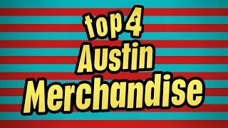 Austin & Ally | Top 4 Austin Merchandise | Official Disney Channel UK