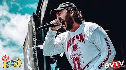 i prevail  come and get it live  warped tour 2017