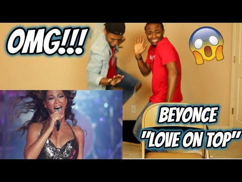 Beyoncé - Love On Top (Live at Roseland) - Video ( AMAZING!!)
