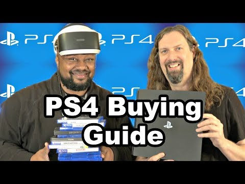 PS4 Buying Guide & 50+ Favorite Games!