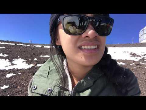 Mauna Kea!  (12.24.2016) | rinaloha