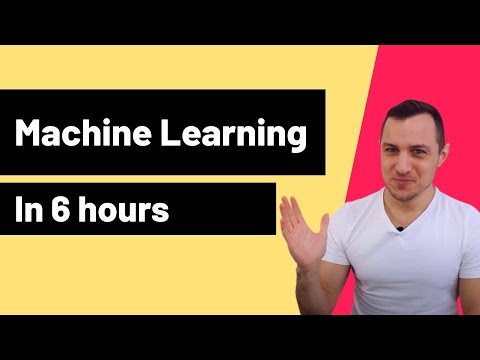 Learn how to use ML with Python and R